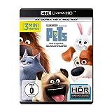 Pets  (4K Ultra HD) (+ Blu-ray)