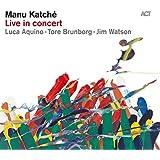 Live In Concert - Manu Katché
