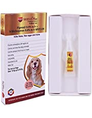 Medfly Healthcare Parashield Plus Spot on Solution for Ticks and Fleas - Dog over 10 up to 20 Kg
