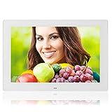 Pantalla panorámica de 14.1 pulgadas con pantalla ancha HD 1280 * 800 con control remoto , White