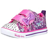 Skechers Unisex Kids Sparkle Lite 20147n-prmt Low-Top Sneakers