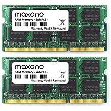 8GB Dual Channel kit (2x 4GB) para Fujitsu (de Siemens) LifeBook AH544/G32DDR31600MHz SO-DIMM (PC3L-12800S) DIMM Memoria RAM Memory