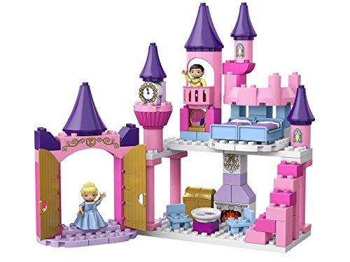 Preisvergleich Produktbild LEGO DUPLO 6154 Disney Princess Cinderella's Castle by LEGO