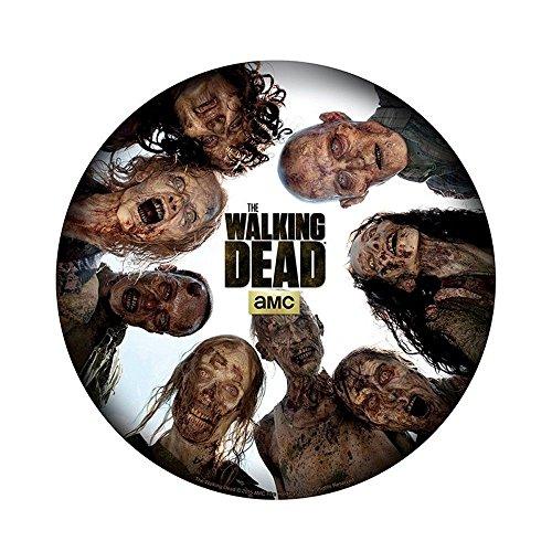 The Walking Dead - Mausmatte Mauspad - Zombies - 21,5 ()