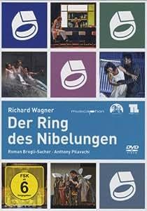 Richard Wagner / Roman Brogli-Sacher / Various - Der Ring der Nibelungen (7DVD)