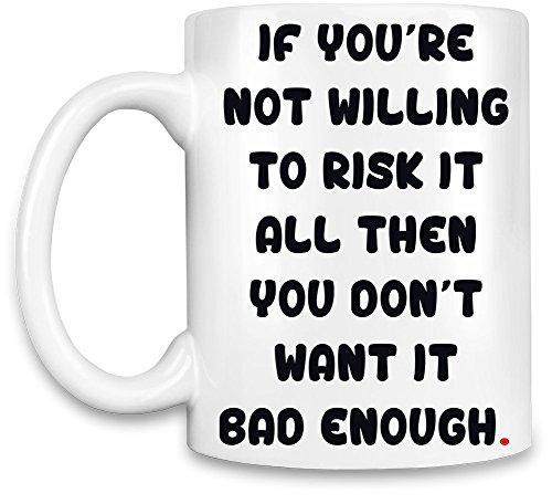 Risk it All Tazzina da caffè