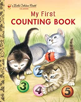 My First Counting Book (Little Golden Book) by [Moore, Lilian]