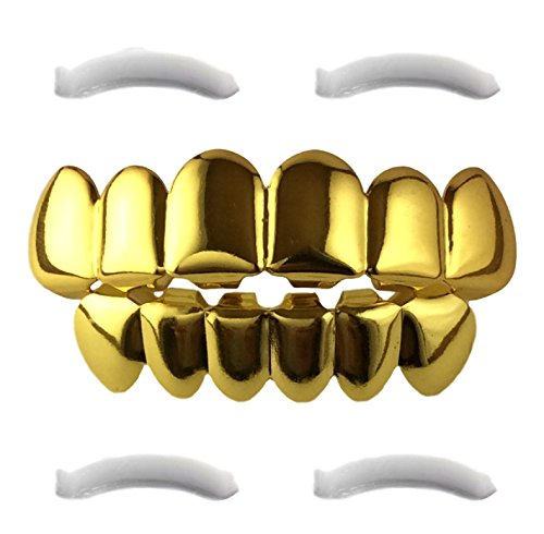 grillz-placcato-in-oro-24k-per-bocca-set-denti-hip-hop-superiore-inferiore-2-barre-di-modellatura-ex