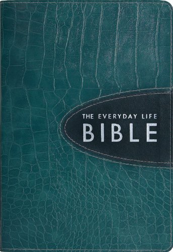 Amplified Everyday Life Bible-Am: The Power of God's Word for Everyday Living