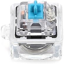 Tutoy Interruptor Tester Kit Luz Retroiluminada Mecánica Tecla Llavero Para Cherry-Mx-Switch