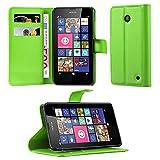 Cadorabo DE-102985 Coque pour Nokia Lumia 630/635 Vert Menthe