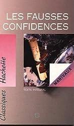 Les fausses confidences, comedie (texte integral)