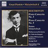 Beethoven - Piano Concertos Nos 3 & 5