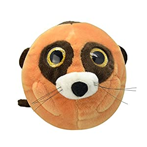 Wild Planet Puffy Meerkat Juguete de Felpa