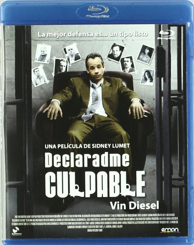 Preisvergleich Produktbild Declaradme Culpable [Blu-ray] [Spanien Import]