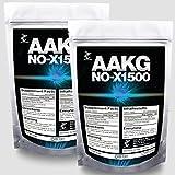 AAKG 1000 Kapseln, Reines A-AKG Arginin-Alpha-Keto-Glutarat, Aminosäure, Nitro + Pre-Workout Booster