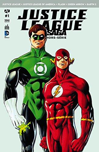 Justice League Saga, n° 1