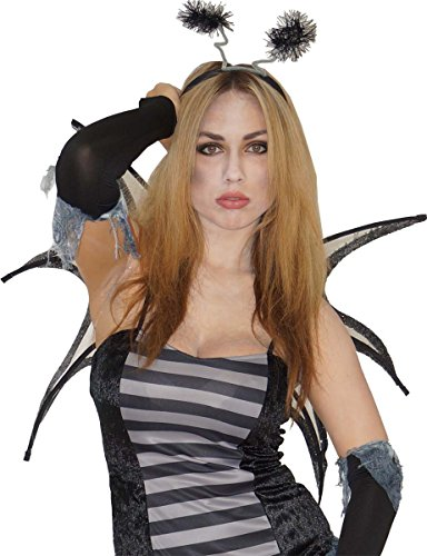 Gargoyle Kostüm - Kostüm Fledermaus Gargoyle Halloween Biene, Größe:M