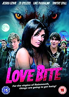 Love Bite DVD