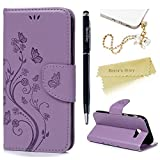 Best Mavis's Diary Case For Note 4s - Galaxy A5 2017 Case Mavis's Diary PU Leather Review