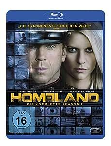 Homeland - Season 1 [Blu-ray]