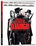 Django Unchained [Reino Unido] [Blu-ray]