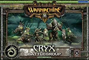 Privateer Press Warmachine - Cryx Battlegroup Model Kit by Privateer Press