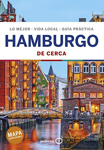 Hamburgo De cerca 1 (Guías De cerca Lonely Planet, Band 1) -