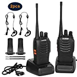 Walkie Talkie Recargables 1500mAh,Walkies Talkies...