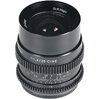 SLR Magic Cine objectif 25mm F1.4(Sony E-Mount)