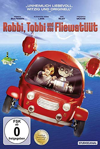 Robbi, Tobbi und das Fliewatüüt - Dvd Dschungelbuch-film Disneys