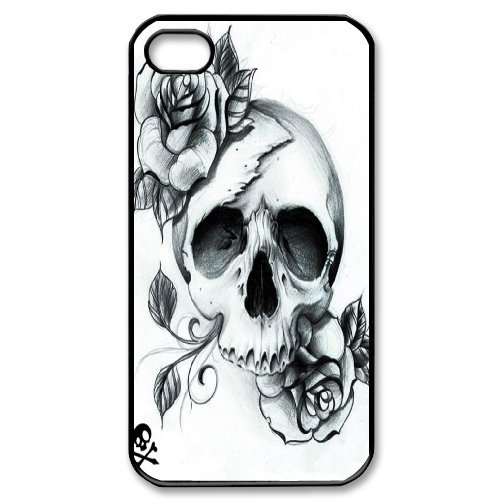 LP-LG Phone Case Of Sugar Skull For Iphone 4/4s [Pattern-6] Pattern-3