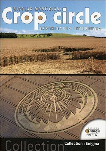 Book's Cover of Crop circle  Expériences interdites