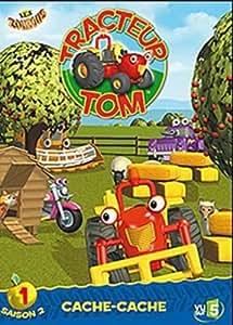 Tracteur tom, saison 2, vol. 1 : cache-cache