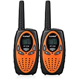 FLOUREON Walkie Talkies for Kids, 2-way Radio for Children with Long Distance Range 8 Channel Interphone for Home Communication/Festival