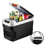 LLX Réfrigérateur de Voiture,Mini-Frigo 22L Voiture et Habitation sont Disponibles...