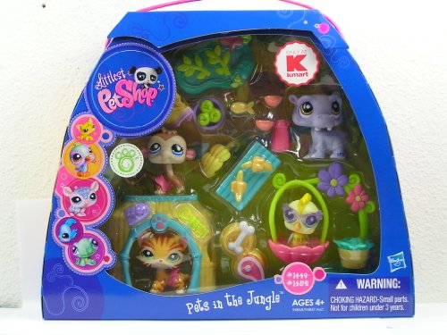 littlest-pet-shop-kmart-exclusive-pets-in-the-jungle-with-hippo-1449-monkey-1450-tiger-cat-1451-cock