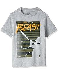 GAP Boys' Regular Fit T-Shirt