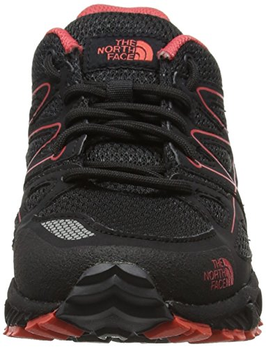 The North Face Storm Ms, Chaussures de Randonnée Basses Femme Gris (Phantom Grey/cayenne Red)