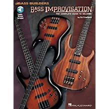 Bass Improvisation Complete Guide To Soloing Book/Cd -Album-: Noten, CD für Bass-Gitarre
