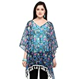 CHAKUDEE Tops for Women Under 500 Girls New Fashion Western Stylish top wear 2018 Ladies Long Casual Off Shoulder Party Latest Trendy Girl Woman Tunic Ladys Formal Designer top_(MC-7I5S-WRC1)