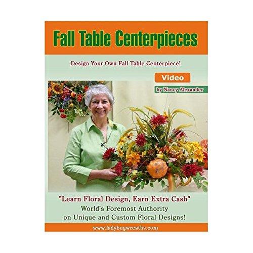 Ladybug Wreaths Certified DIY, Fall Crafts, Danksagung Mittelpunkt, Ihre Tischdekorationen für Thanksgiving, DVD Video (Für Halloween-kürbisse Handwerk Ideen)