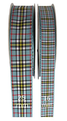 thomson-tartan-ribbon-3-metre-long-by-25mm-wideother-lengths-widths-available-via-dropdown-menus