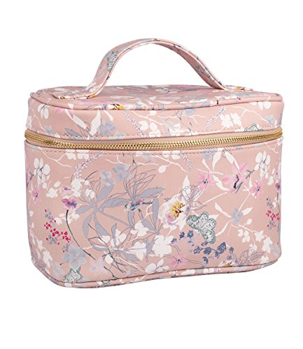 SIX Kulturtasche, Kulturbeutel, Damen Accessoire, Reise Make-Up Bag, -