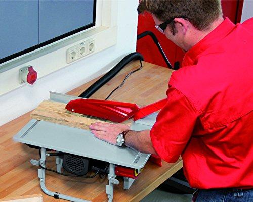 Einhell Tischkreissäge TC-TS 820 (800 W, Sägeblatt-Ø 200 mm, max. Schnitthöhe 45 mm, Tischgröße 500 x 335 mm) - 6