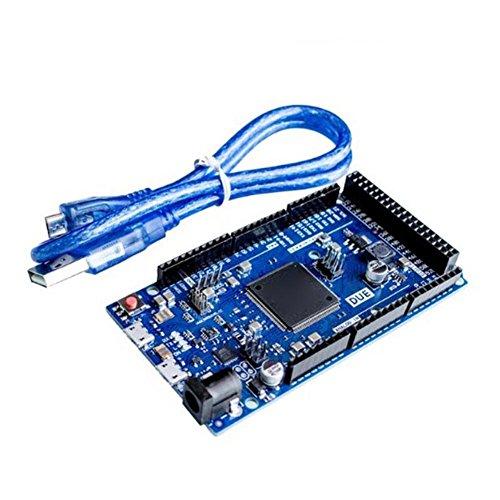 ZREAL DUE 2012 R3 Board SAM3X8E 32-bit ARM Cortex-M3 Steuerkarte Modul für Arduino