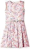 Chemistry Girls' Casual Dress (GS16-026WMDRSSLD _Digi Rose_11 - 12 years)