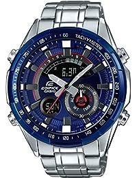 Casio Edifice Racing azul serie Alarma Cronógrafo reloj era-600rr-2avuef