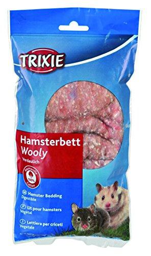 Trixie Hamsterbett 20G Wooly Braun 60712 -
