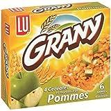 Lu Grany 6 barres céréales et pommes vertes 125 g - ( Prix Unitaire ) - Envoi Rapide Et Soignée